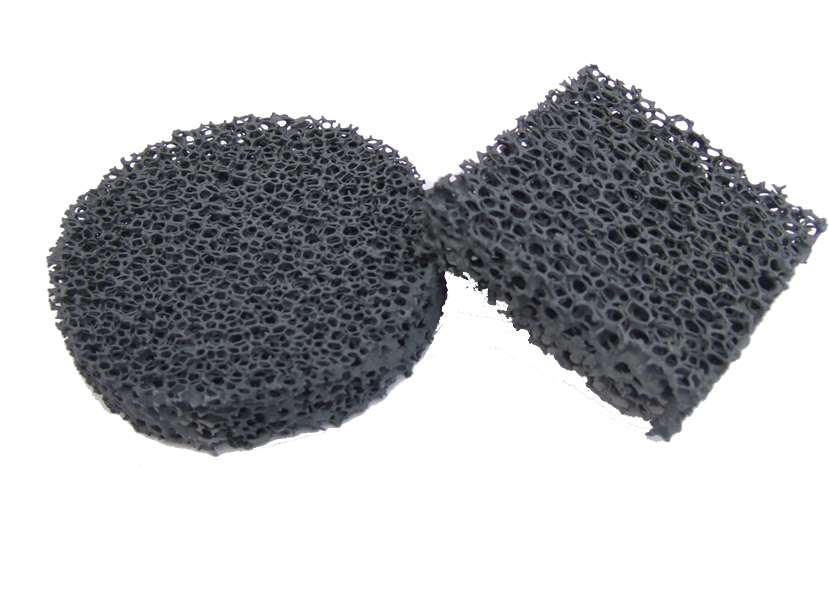 ceramic foam filter for casting industry to filter molten metal liquid