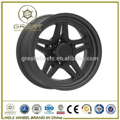 Sports Alloy Rim And Suv Alloy Wheel 4x114.3