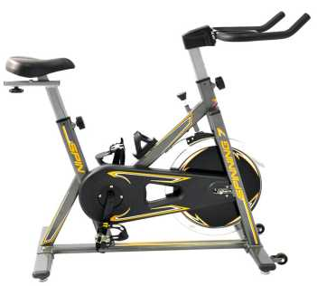 Indoor Cycling Spinning Workout Spin Bike Exercise Cycle For Home