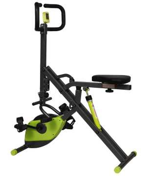 Ab Roller Air Walker Body Crunch Rutinas Inversion Therapy
