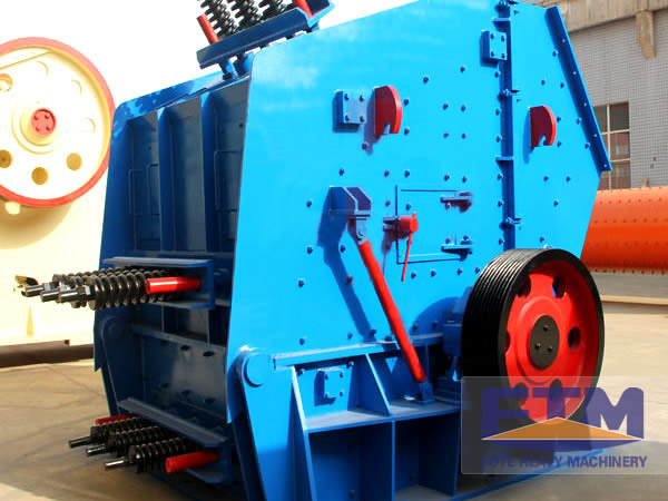 FTM Impactor Crusher/Cobbles Impact Crusher
