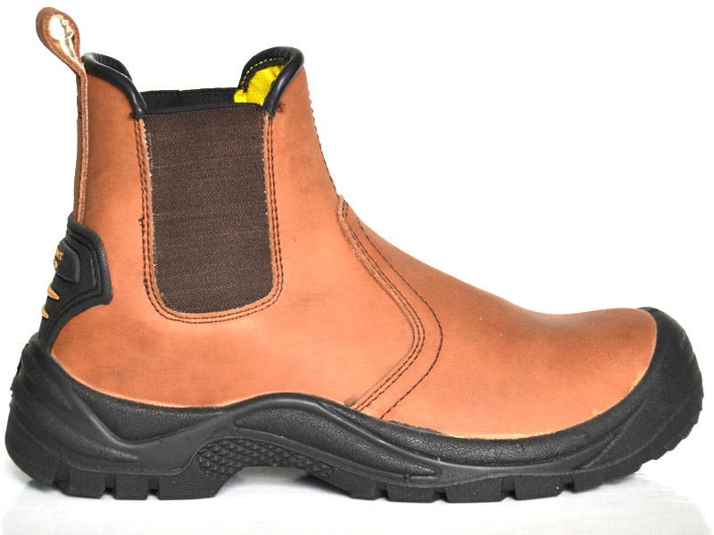 Hot selling Suede&mesh Safety shoes manufacture/supplier in/from China