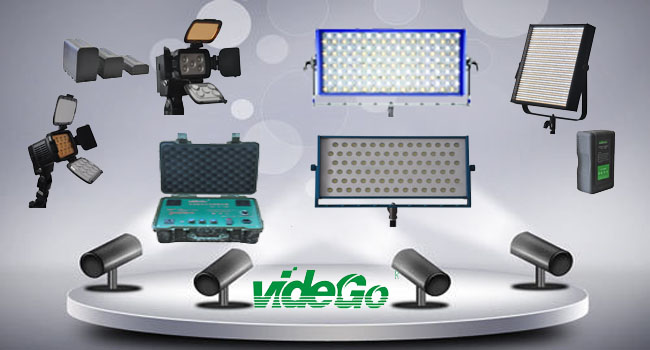 Video light/Camera battery