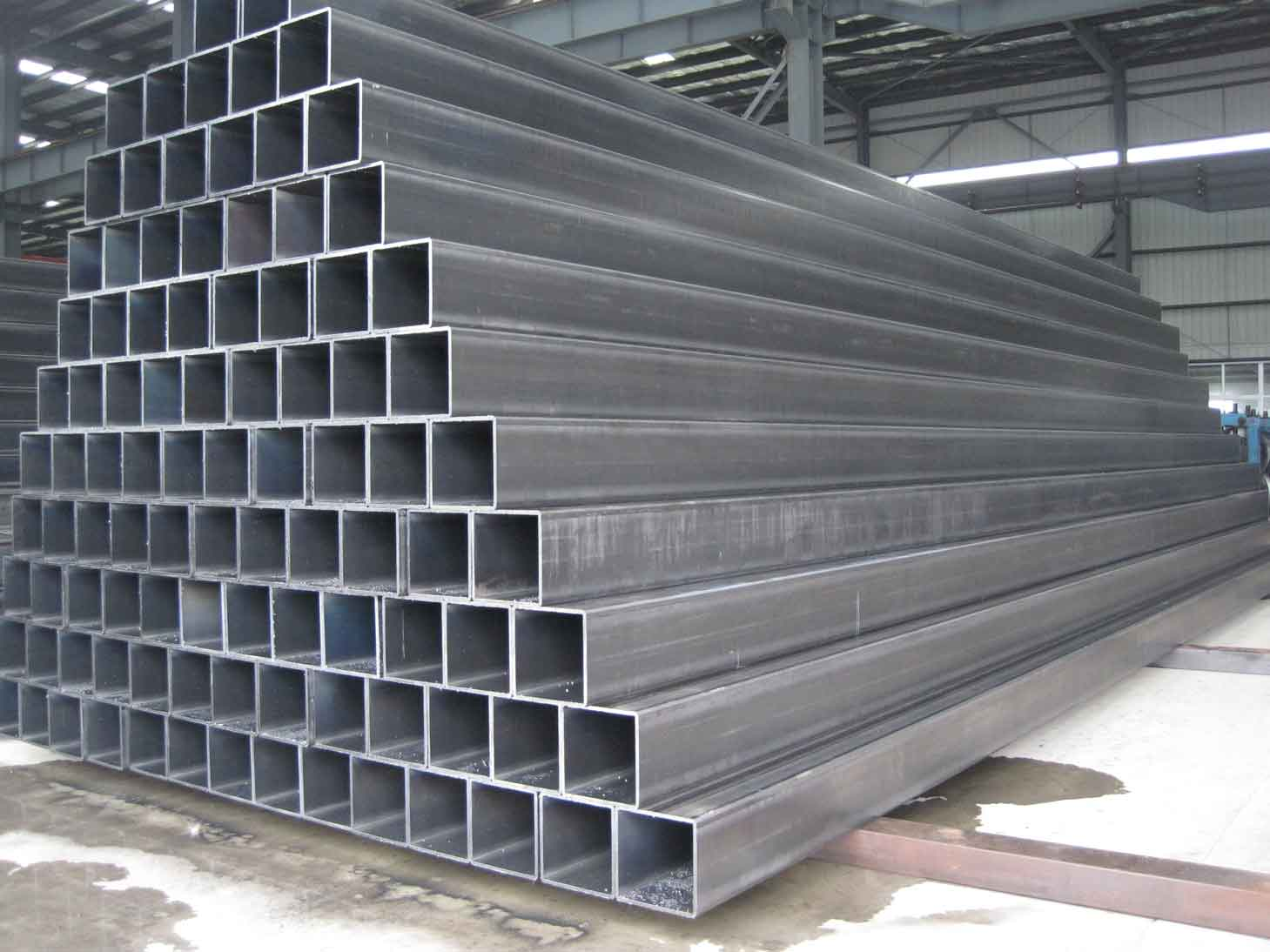 hot rolled square steel pipe in China Dongpengboda