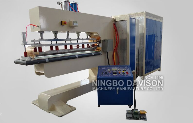China 50kw Conveyor Belt Welding Machine
