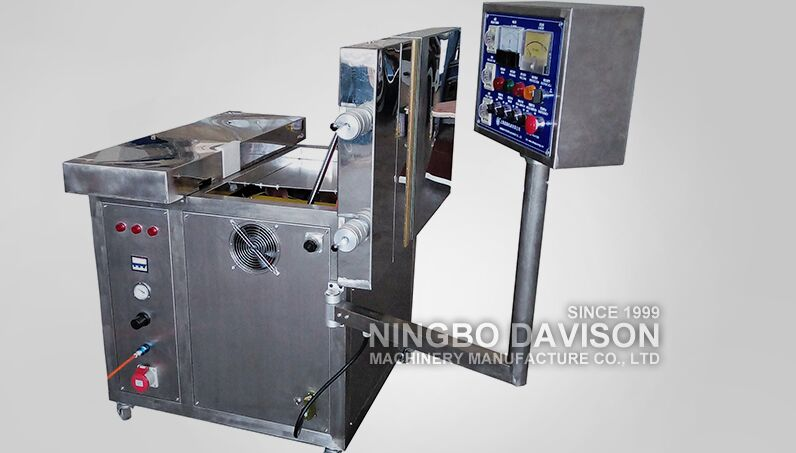 5kw vertical and horizontal bellow welding machine