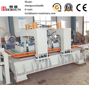 High quality engineered quartz stone slab producing machine suppplier manufacturer