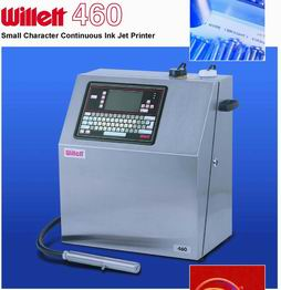 Willett 460 Inkejt Printer