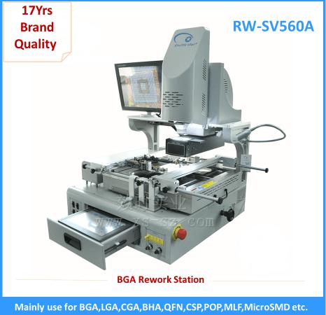 China good price SV560A full automatic mobile phone repairing machine with high quatily