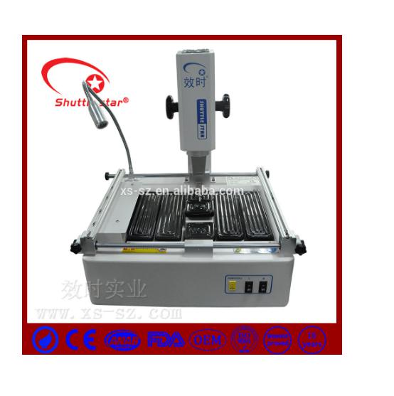 Low cost hot air soldering station bga chips removal machine for motherboard