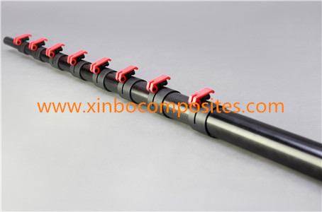 Carbon Fiber Extendable Pole