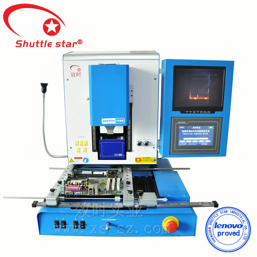Shuttle star tablet motherboard pcb repair machine bga/vga refurbishing equipment