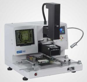 Automatic bga pick and place machine high precision mounter with optical camera
