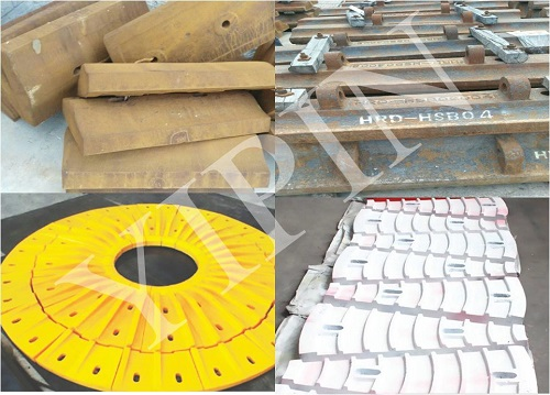 Professional manufacturer of lining boards of ball mills