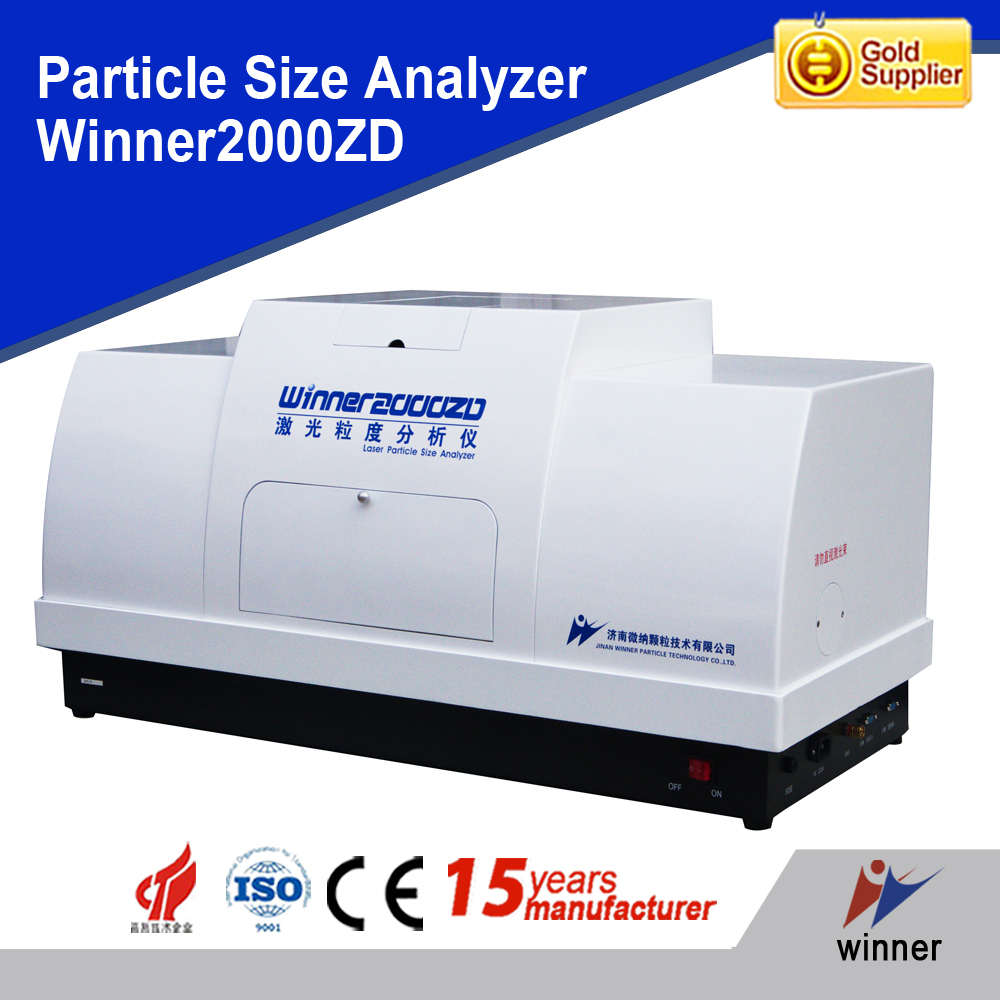 Winner2000ZDE automatic laser particle size analyzer