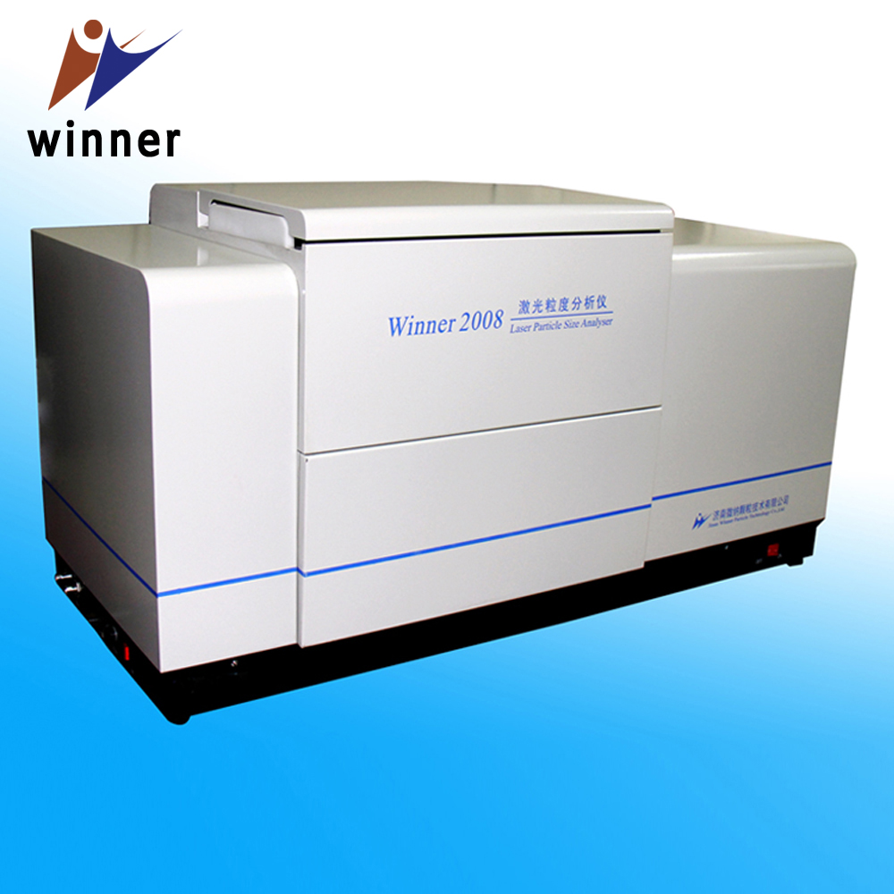 Winner2008 wet laser particle size analyzer