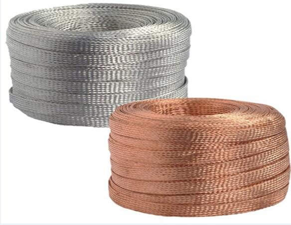 Copper Braid Wire