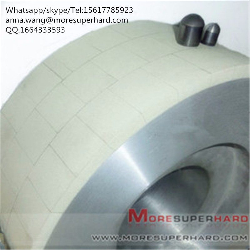 Vitrified Bond Diamond Wheel For Precision Grinding Of PDC