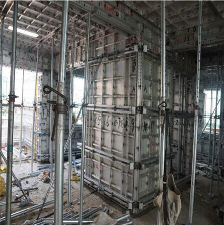 Aluminum alloy Formwork for Concrete Metal Formwork For Construction