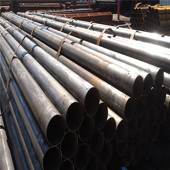Q195-Q345 Round Small Diameter Steel Tube