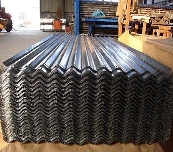 Tianjin Manufacturer DX51D Steel Coil price of corrugated roof sheet