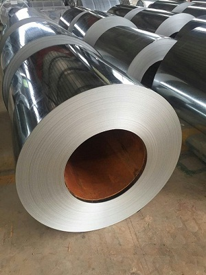 2016 hot sale galvanized skin pass galvanized steel coil