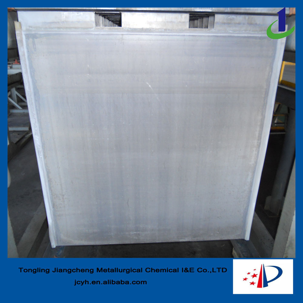 Cathode Plate In Stainless Steel Sheets