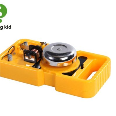 Electronic Bell For Assembling Toys For Children ABS
