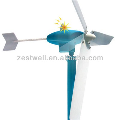 Wind Power For Assembling Toys For Children ABS