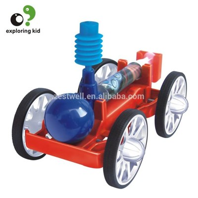 Air Car Toy For Physical Lab Kits ABS