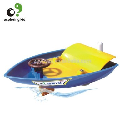 Jet Boats For DIY Science Educational Kits