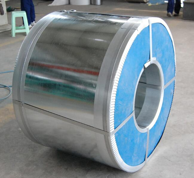hot dipped galvanized/HDG/GI steel coil/coils and sheets manufacturer/supplier from China