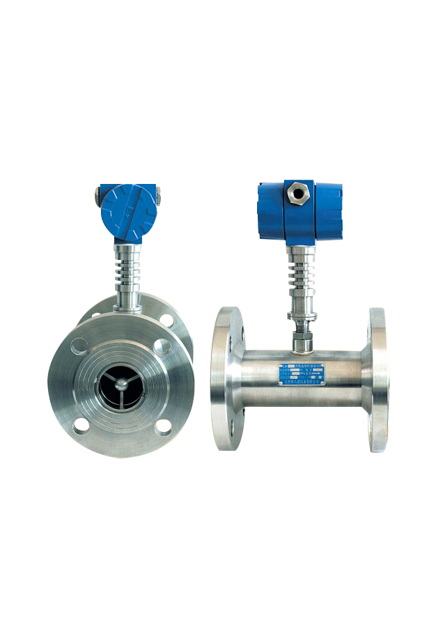 Flow Measuring Instruments : Liquid turbine flow meter ma signal output metering