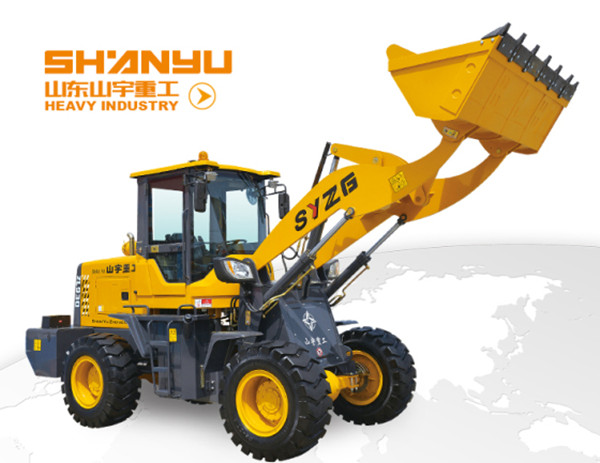 SHANYU ZL920 WHEEL LOADER