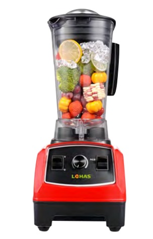 Commercial blender with high quality lifestyles of health and sustainability,BPA FREE