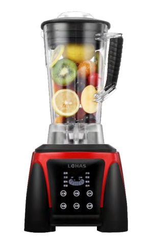 2016 HOT SELLING kitchen appliances for CB-020 Commercial blender with Tritan BPA-FREE jar container