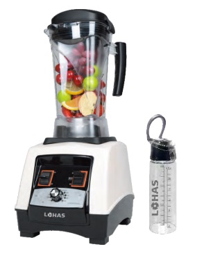 Powerful commercial blender great for salas,sauces, desserts