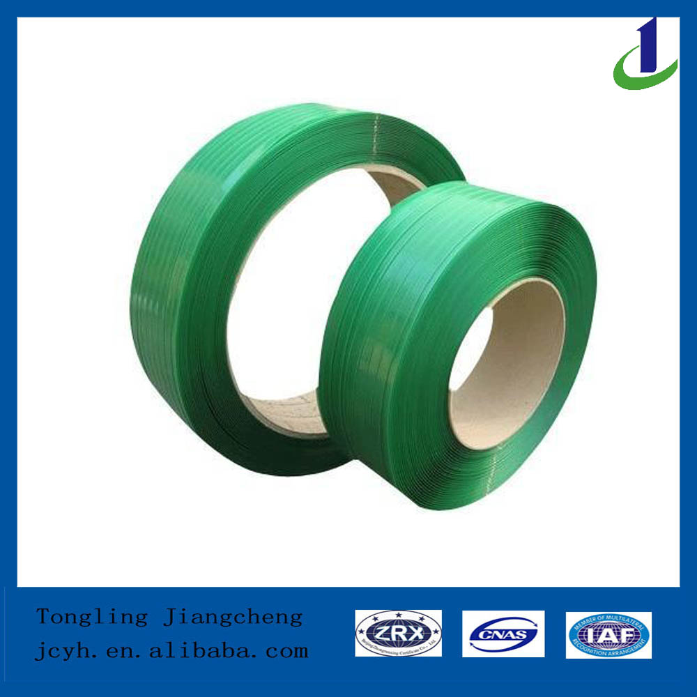 PET Green Plastic Strapping Bands