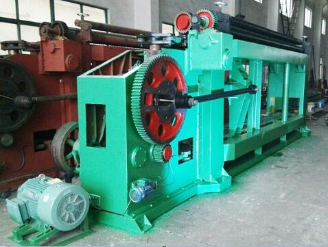 High speed six angle net machine flat net machine supplier manufacturer
