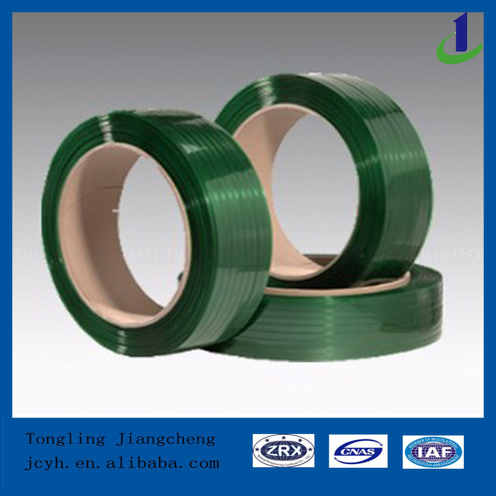PET strapping tape for pack