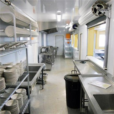 Kitchen Shipping Container