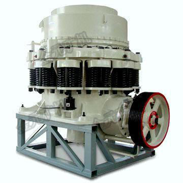 hydraulic spring cone crusher,gold mining machine spring cone crusher
