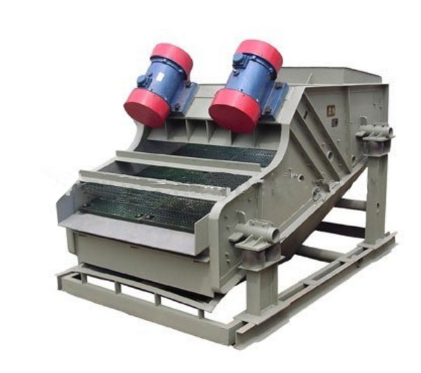 high frequency linear vibrating screen for mining price