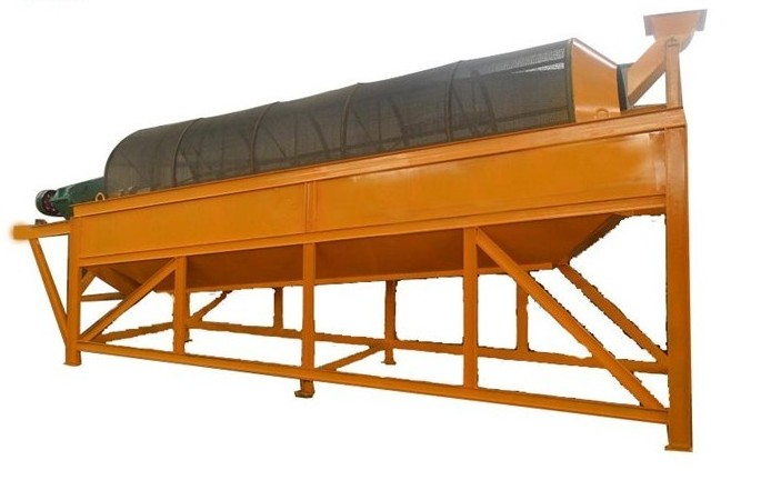 screening machine drum screen price for mineral processing