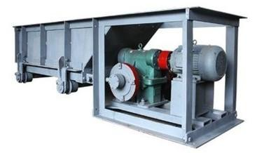 gold mining machine chute feeder ore feeding machine