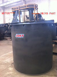 mixing machine agitation tank for mining