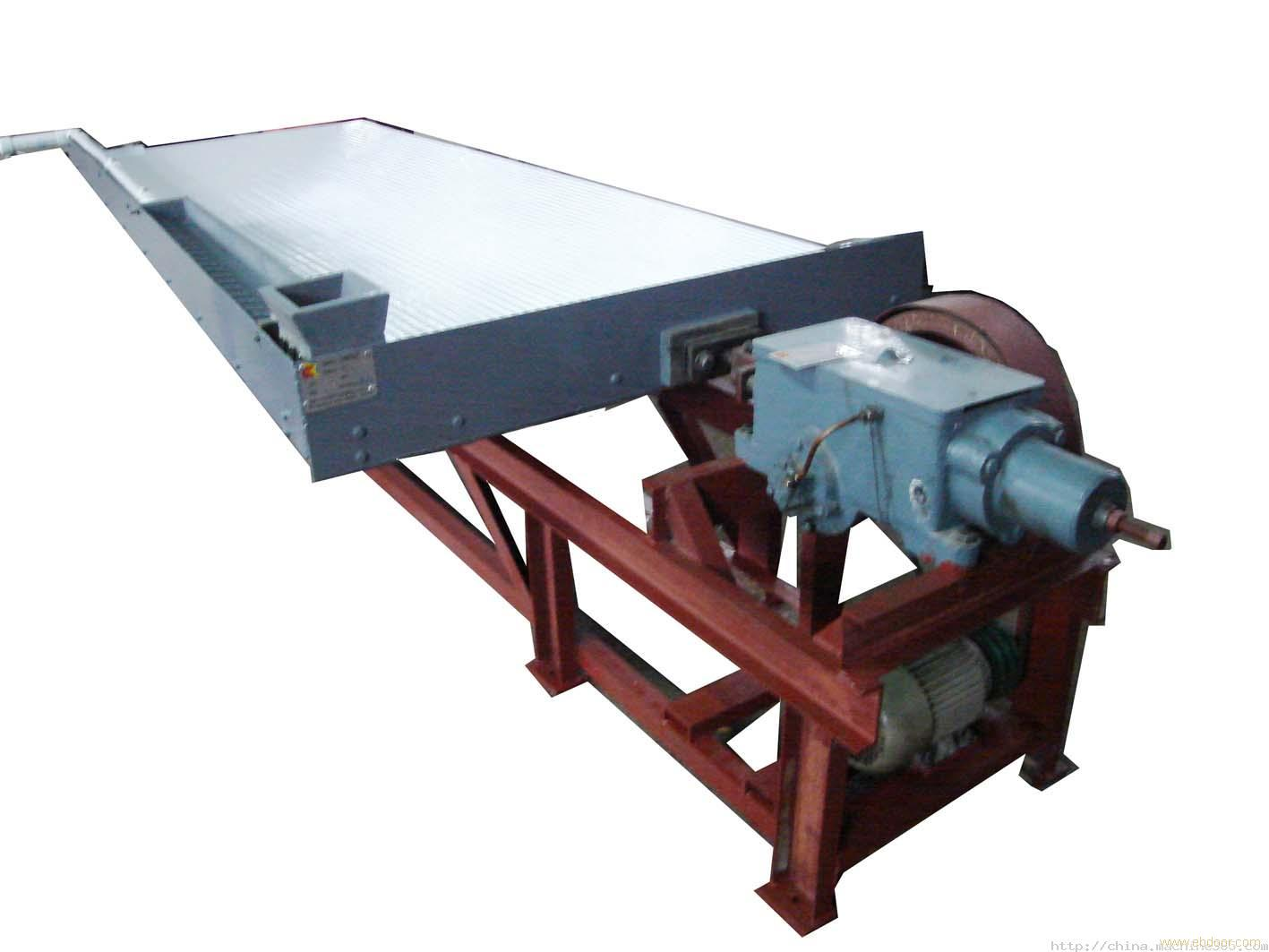 gravity equipment shaking table for mineral separation