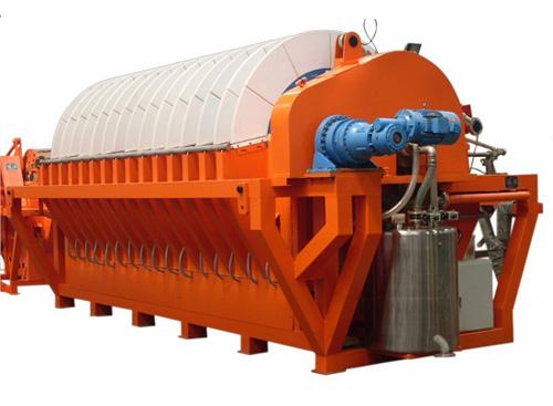 mining euqipment disk vacuum filter with low price for slurry dewatering