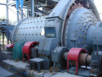 Large capacity ball mill Ф3.6m Ball Mill for mineral processing