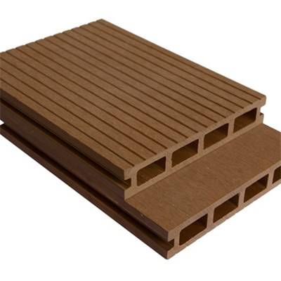 2016 Recyclable Wood Plastic Composite Board For Outdoor WPC Decking 160X50MM
